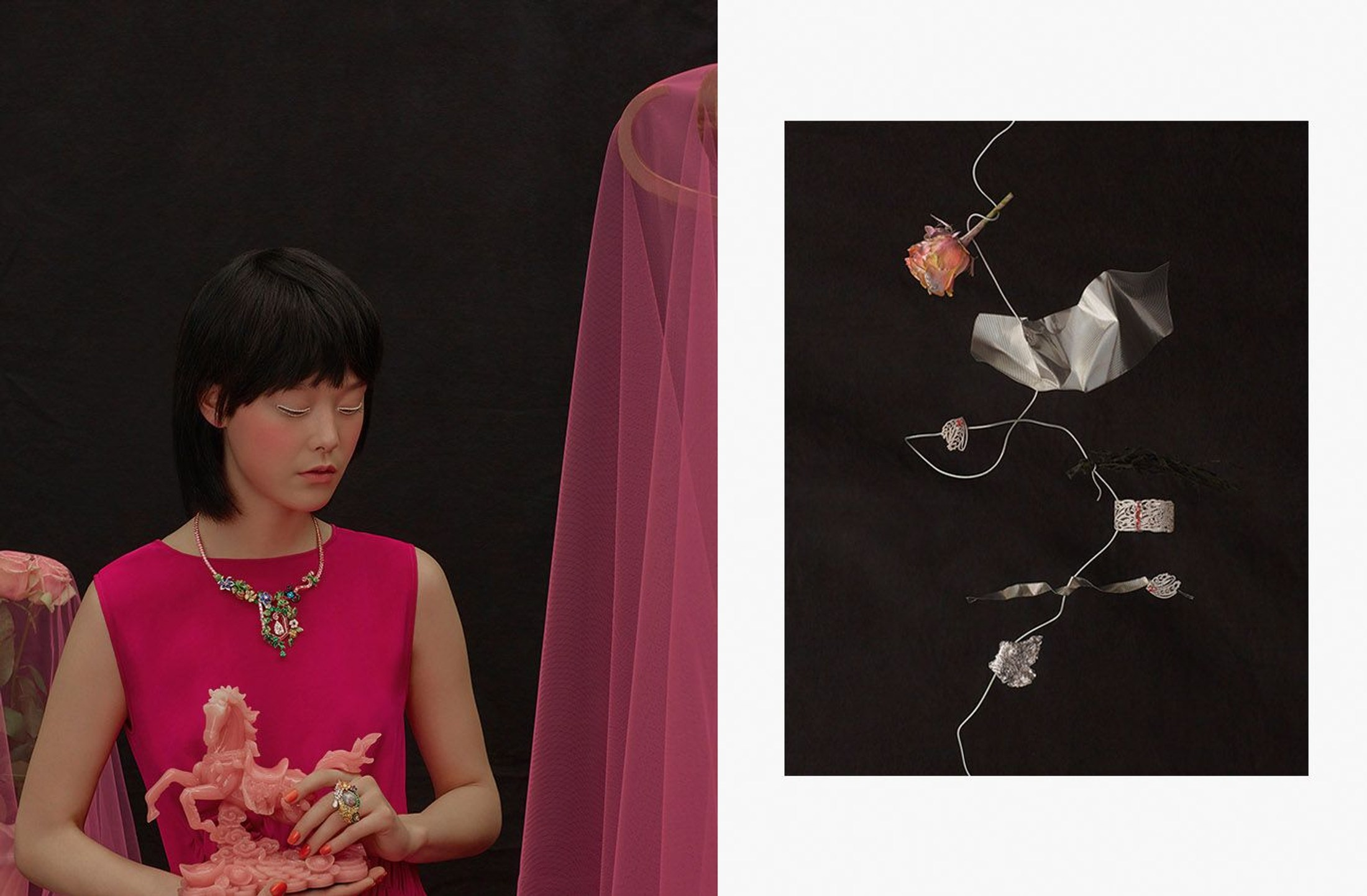 nhu xuan hua marie claire editorial photography fashion jewellery
